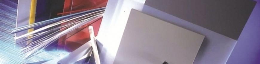 Les matières plastiques chez abaqueplast (plexi, plexiglass, PMMA...)