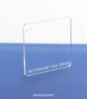 Altuglas® 143.10020 - Plaque PMMA coulé Altuglas® CN Elit - 14310020 - 143-10020...