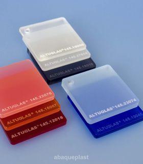 Altuglas® - Plaque PMMA coulé dual satin - Altuglas® CN