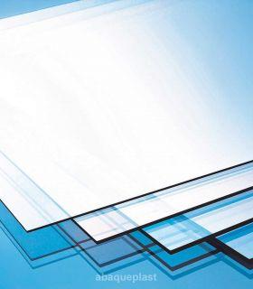 Plaque PETG transparent incolore marpet gfs