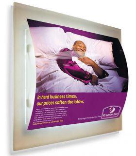 Plaque APET transparent anti-reflets Marpet afs