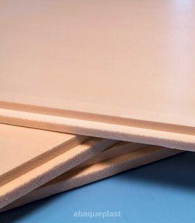 Plaque PS (polystyrène) expansé extrudé type Roofmate®