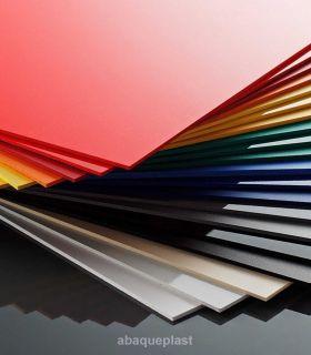 Plaque PVC expansé type Forex® - Formalux®
