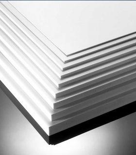 Plaque PVC expansé type Forex® - Formalux® - Simopor®