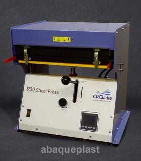 Thermo-press R30 CR Clarke®