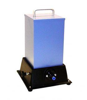Unité de revêtement 150R Cr clarke pour les matières en plastique.