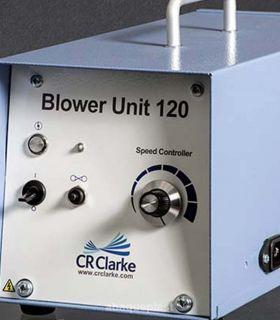 Ventilateur Blower 120 Cr clarke pour Unité de revêtement plastique.