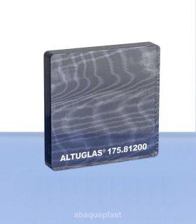 Altuglas® - Plaque PMMA coulé Altuglas® CN Signature - Moire - noir - 175.81200 - 17581200 - 175-81200...