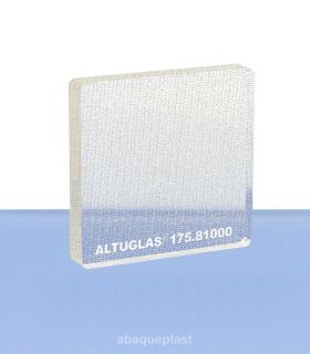 Altuglas® - Plaque PMMA coulé Altuglas® CN Signature - Small gold grid - 175.81000 - 17581000 - 175-81000...