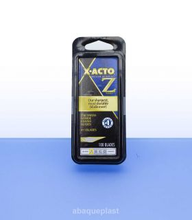 Lames N°11 Zirconium X100 pour X-ACTO N°1