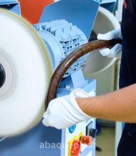 Utilisation Pâte à polir et à lustrer P195