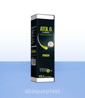 Pâte à lustrage Atol 6 pour les plastiques et les surfaces laquées