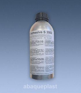 Altufix® S2002 - Colle PMMA transparente à solvant