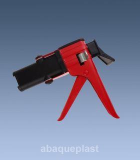 Pistolet à colle pour cartouche bi-composant
