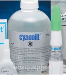 Colle CYANOLIT® 201 - 500 gr