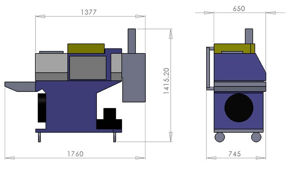 schéma centre de thermoformage 911 cr-clarke