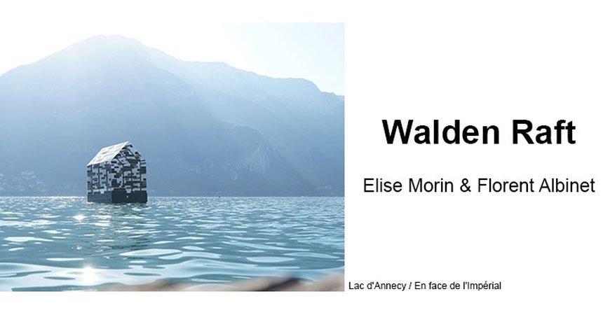 WALDEN RAFT ANNECY