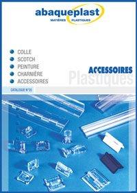 Catalogue accessoires pour le plastique