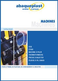 Catalogue machine pour les plastiques