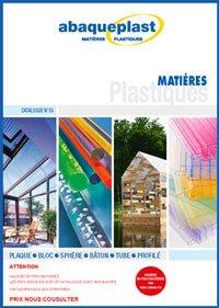 Catalogue matières plastiques